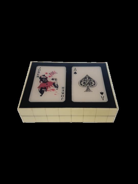RESIN CARD BOX SET 2