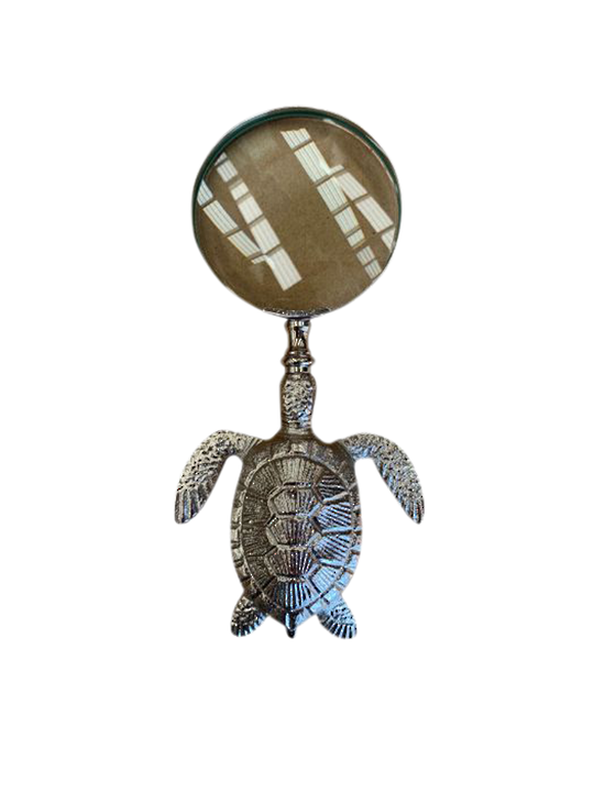 NAUTICAL TURTLE MAGNIFIER