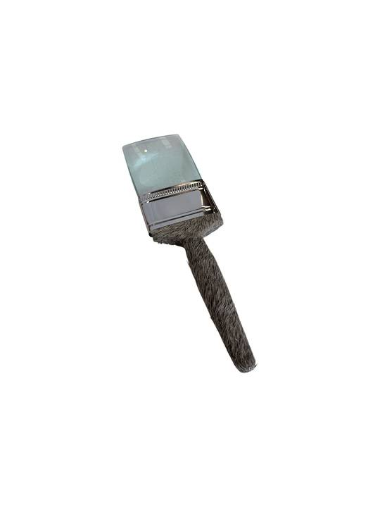 ANIMAL HAIR LEATHER PAINTBRUSH STYLE MAGNIFIER