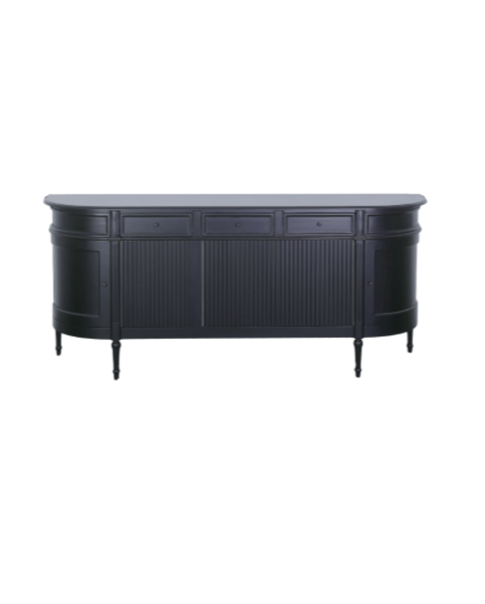 BELLE BUFFET BLACK