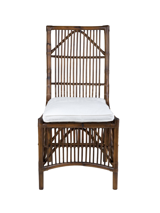 ISLAND LIFE DINING CHAIR RATTAN
