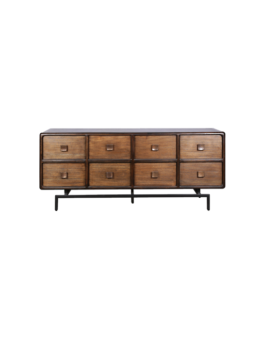 NY 8 DRAWER SIDEBOARD