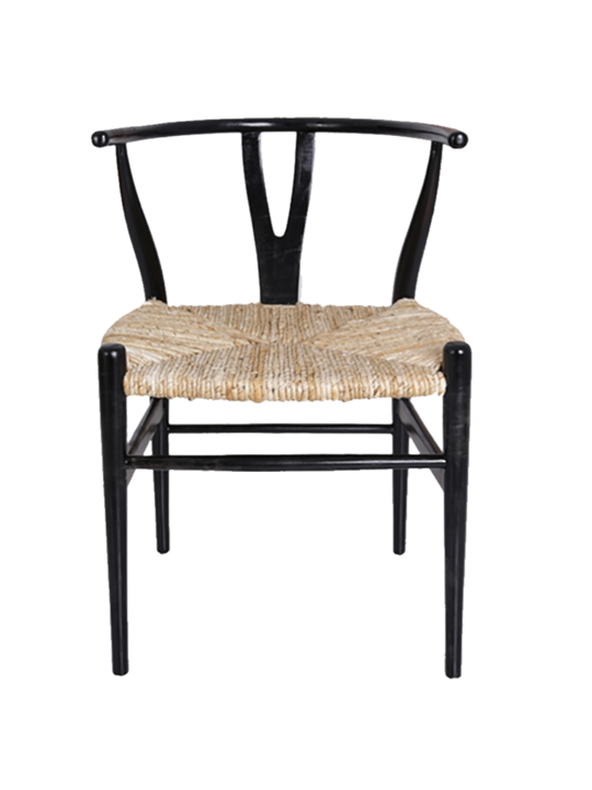 *ISLAND LIFE WISHBONE SIDE CHAIR
