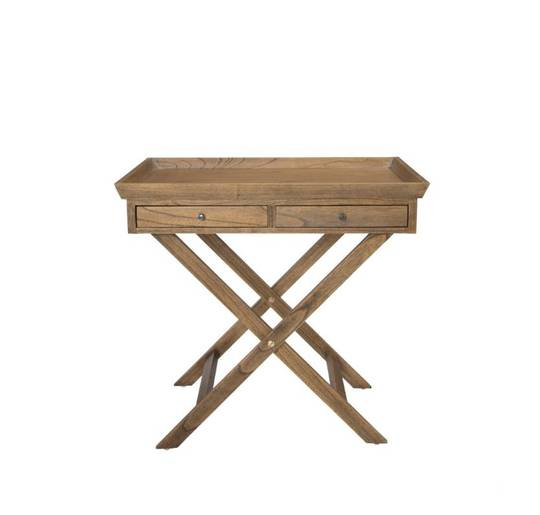 ISLAND LIFE CROSS LEG SIDE TABLE