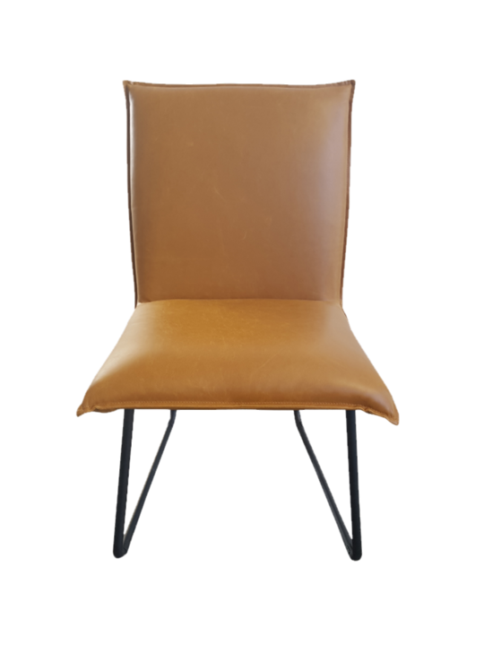 *DETROIT DINING CHAIR TOBACCO