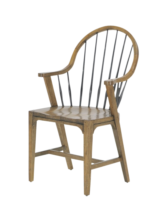 WINDSOR SIDE CHAIR AS CARVER