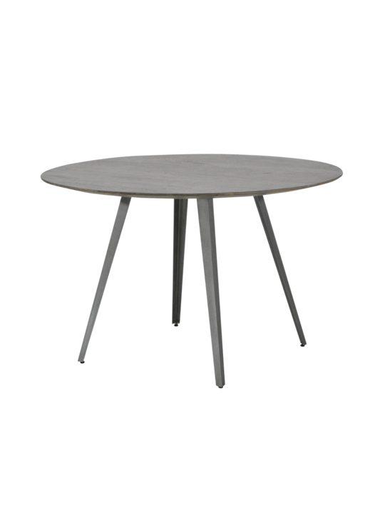 *ALPHINE ROUND DINING TABLE