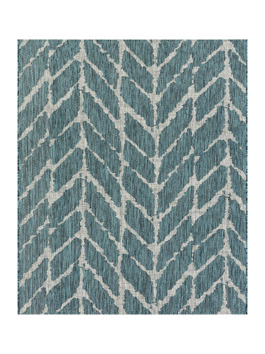 ISLE IE-02 TEAL/GREY 1.6M X 2.3M