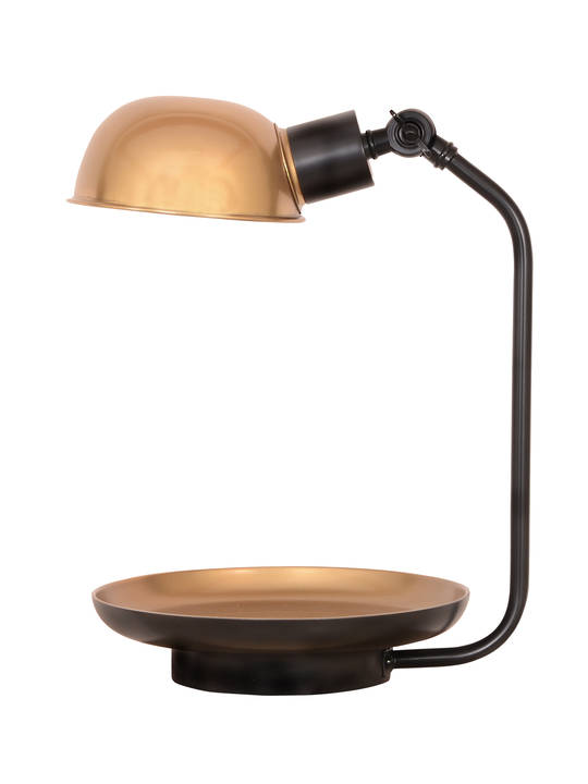 TABLE LAMP WITH STORAGE