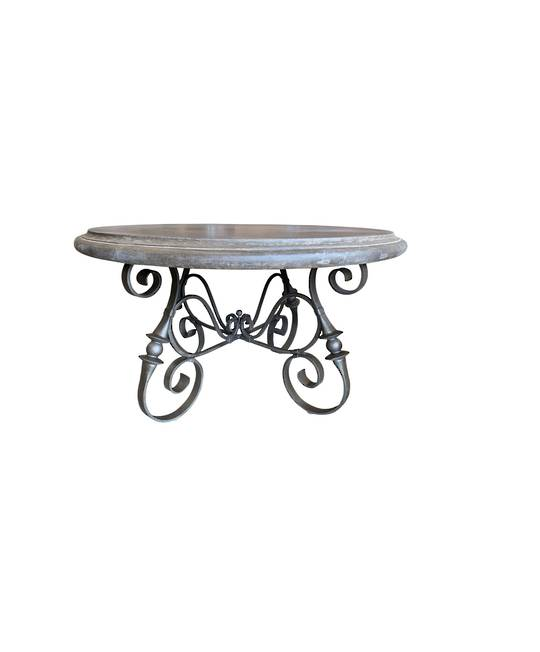 ALFRESCO DINING TABLE ROUND BASE & LEGS