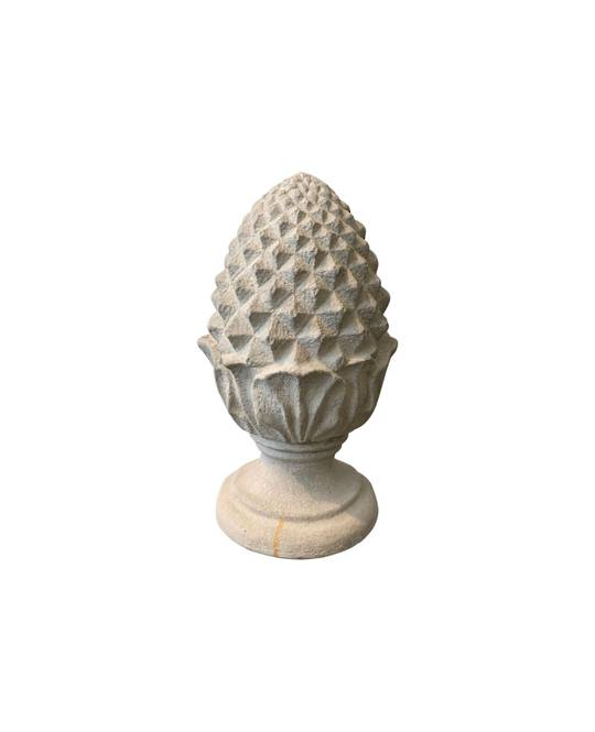 DECORATIVE PINEAPPLE FINIAL
