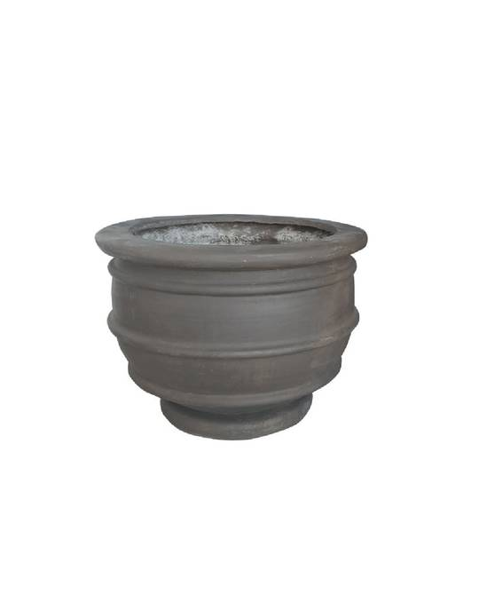 NAPLES PLANTER LARGE SLATE