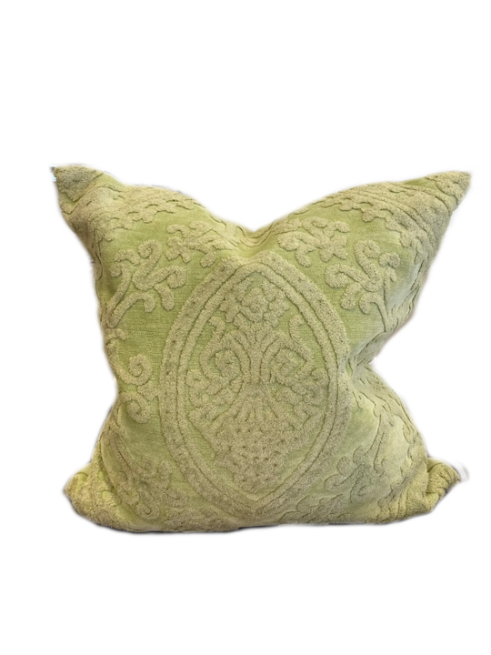 *PILLOW LOLOI GPI01 PISTACHIO - COVER ONLY