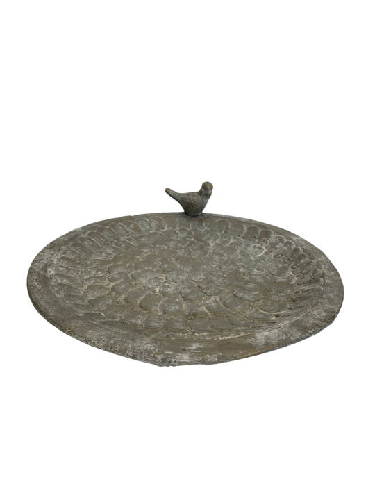 SHALLOW BIRD BATH/FEEDER