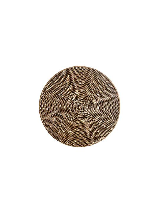ROUND PLACEMAT D40