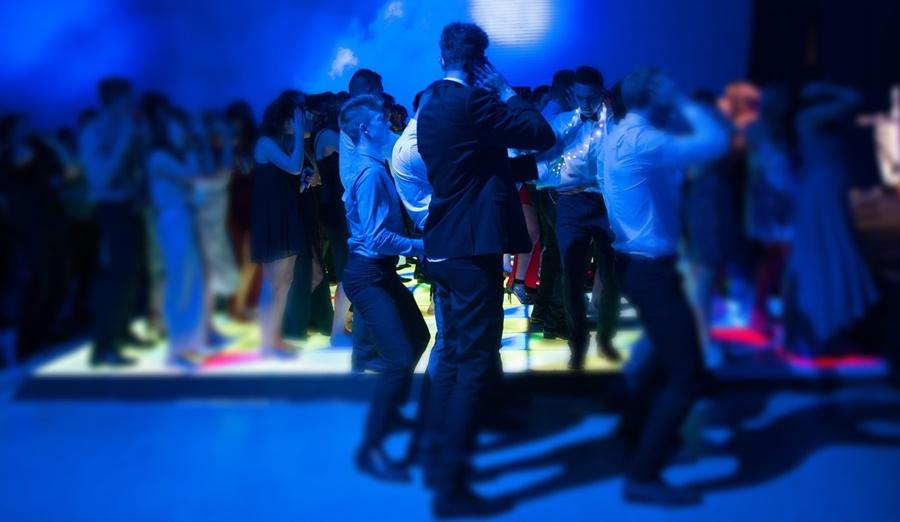 Neo LED Dance Floor