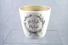 SILENT NIGHT PORCELAIN TEALIGHT HOLDER (6)