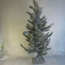 SHERWOOD STEEL TABLE TOP TREE