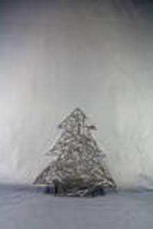 32CMH STAINLESS STEEL CHRISTMAS TREE