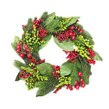 PINE/BERRY WREATH