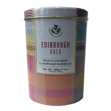 EDINBURGH ROCK TIN (6) FRUIT ROCK
