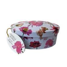 PINK FLOWER TIN (6)  VANILLA FUDGE