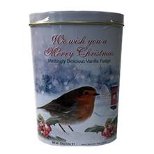 CHRISTMAS ROBIN TIN (6)