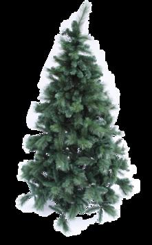 240CMH PLAIN NATURAL PINE TREE