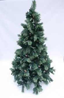 240CMH PINE TREE W/ PINECONES