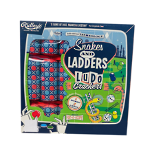 BOX6, 30CM SNAKES AND LADDERS CRACKERS (6)