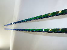 DOZEN PEACOCK SEQUINS STICK (2)