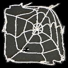 5FT WHITE SPIDER WEB (6)