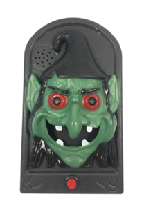 WITCH DOORBELL