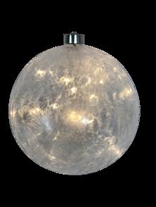18CMD ICE WHITE LED BALL