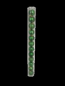SET12, 5CMD GREEN BALLS IN TUBE (6)