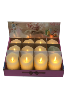 7CMH CREAM LED CANDLE (12)
