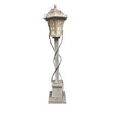 102CMH, 20LED WOODEN LAMP POST