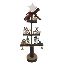 MERRY CHRISTMAS PLY TREE