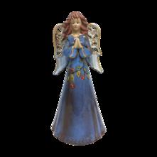 31CMH RUSTIC CERAMIC BLUE ANGEL