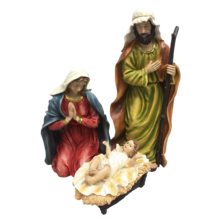 LARGE 3 PCE NATIVITY