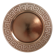CHARGER PLATE - COPPER KEY