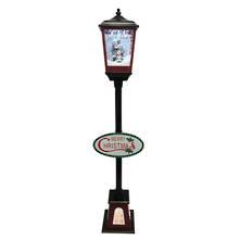 135CMH RED/BLACK LAMP