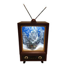 42CMH SNOWING TV