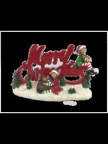 MERRY CHRISTMAS' ELVES