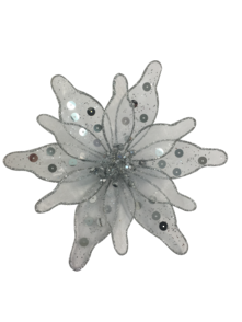 20CMD CLEAR / SILVER FLOWER (6)