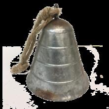MEDIUM GALVANISED BELL
