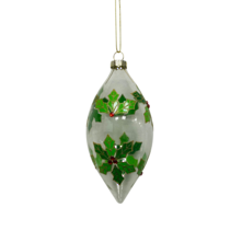 CLEAR GLASS IVY OLIVE (12)
