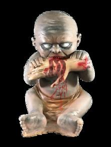 40CMH FLESH EATING DEMON BABY