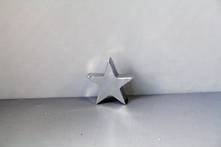 SMALL STAINLESS STEEL TABLE TOP STAR