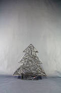 32CMH STAINLESS STEEL CHRISTMAS TREE